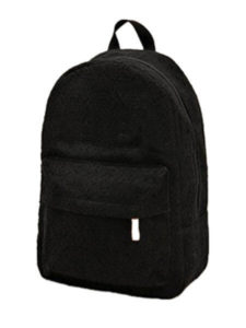 lace fashion backpack