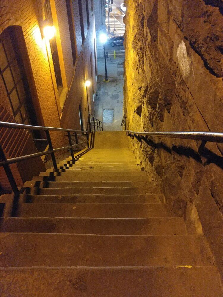 exorcist steps d.c.