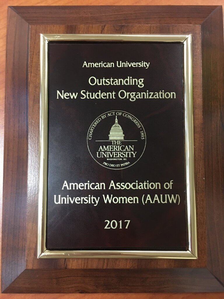 AAUW at AU