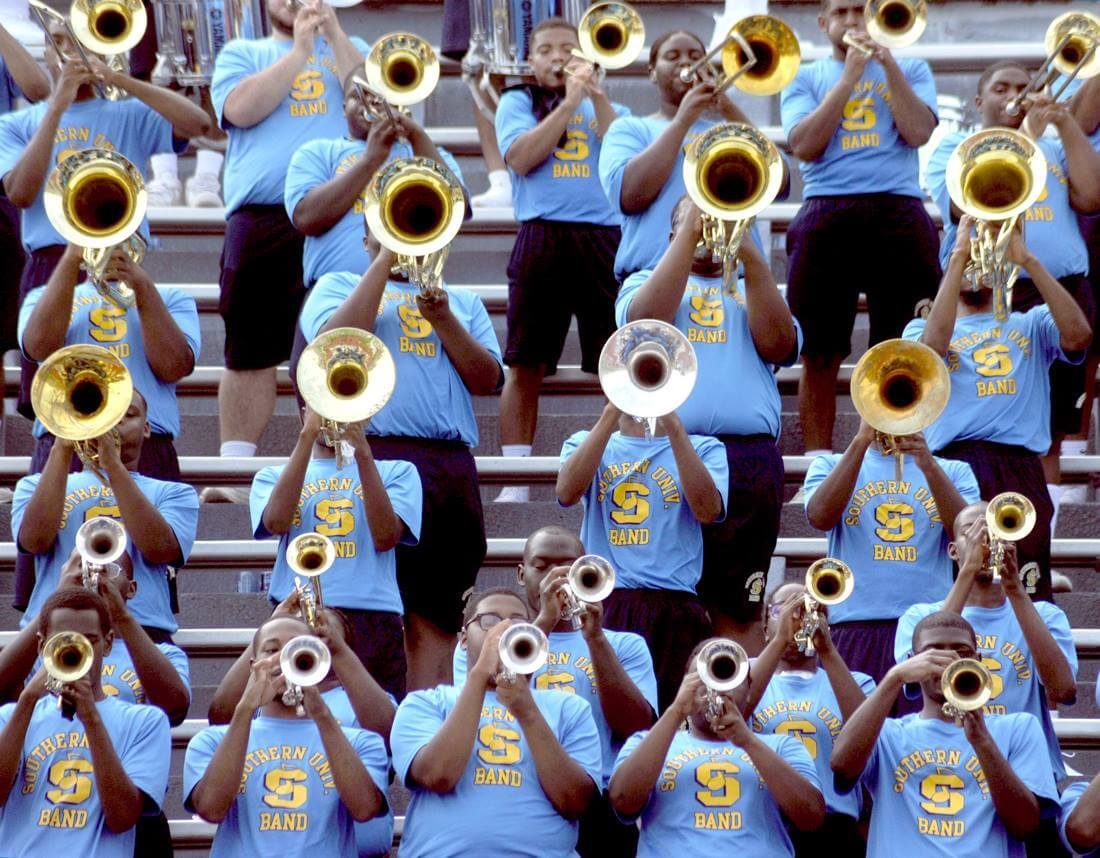 Southern University and A&M College inspiring HBCU's for music education