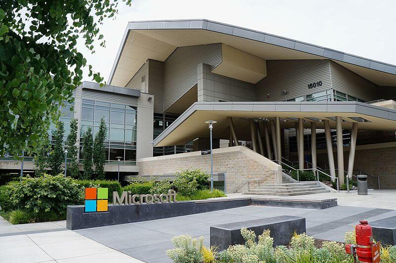 microsoft redmond campus seattle