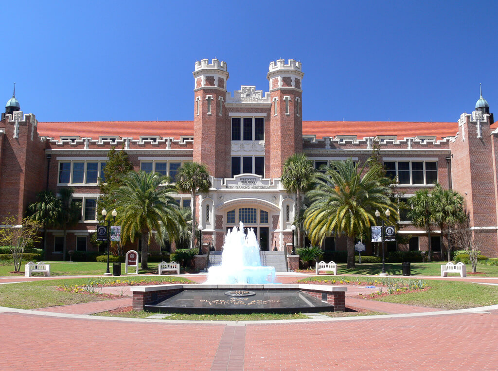 FSU best colleges for extroverts