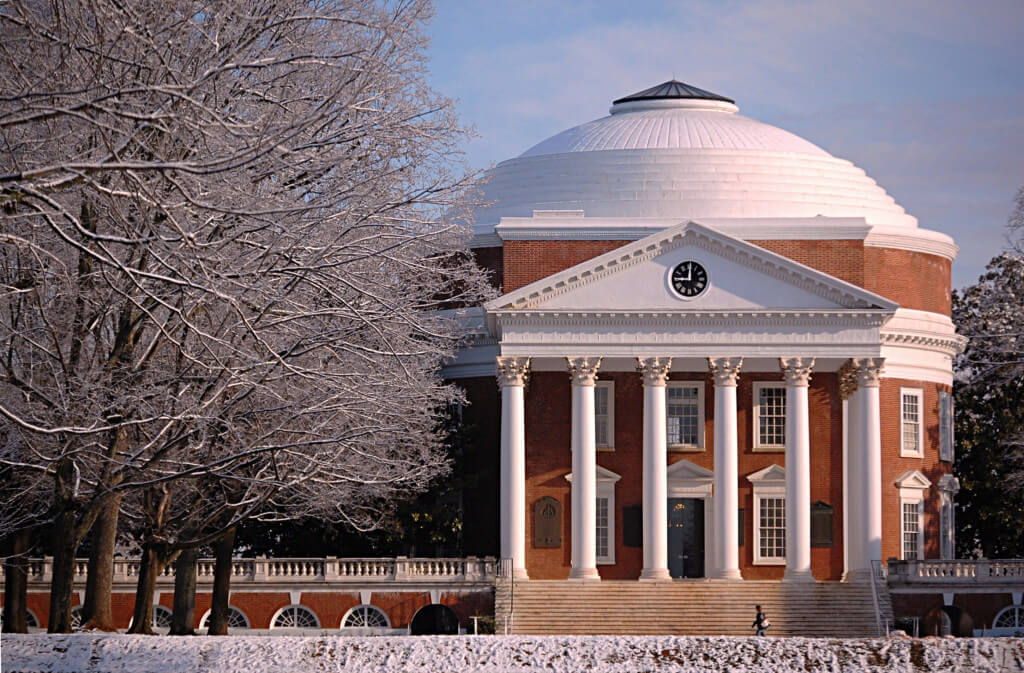 best colleges for extroverts UVA
