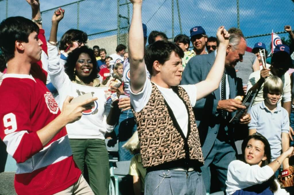 ferris bueller's day off best colleges for extroverts