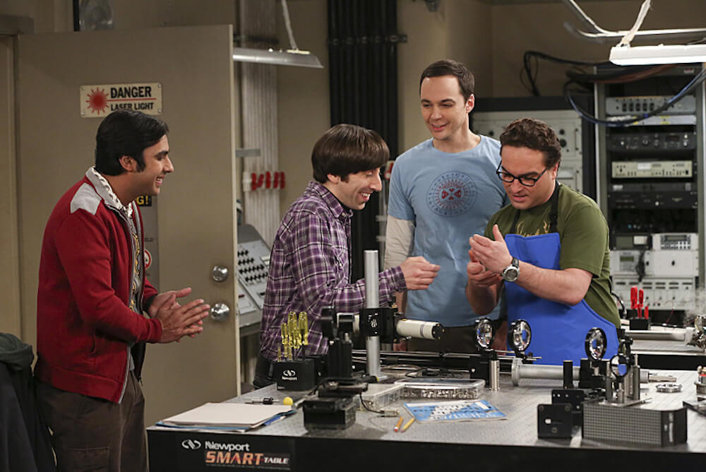 innovative products big bang theory