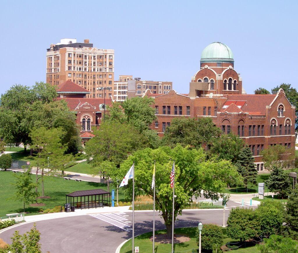 Sveučilište za chicago hookup