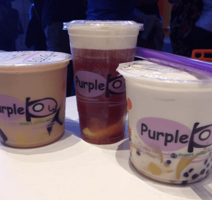 purple kow UC Berkeley