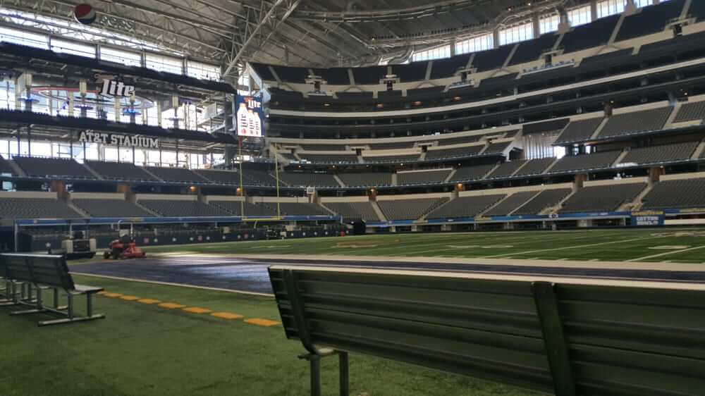 AT&T stadium things to do in dallas