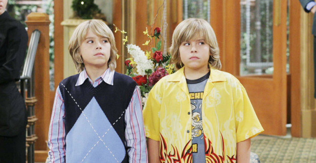 suite life of zack and cody old halloween costumes