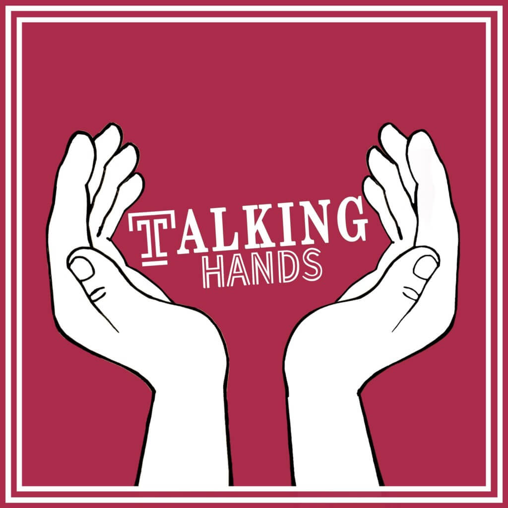 Temple Talking Hands