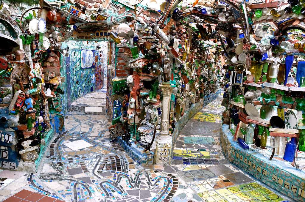 The Magic Gardens