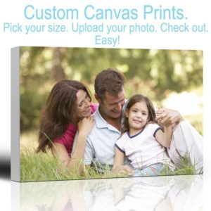 gifts for parents canvas print