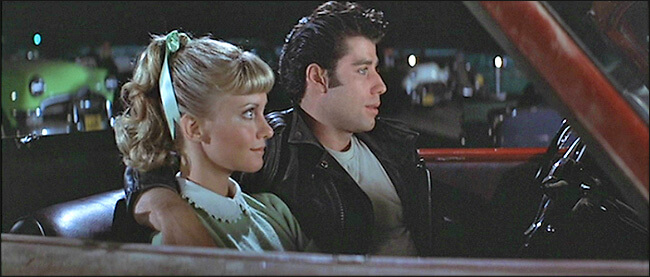 Grease drive in