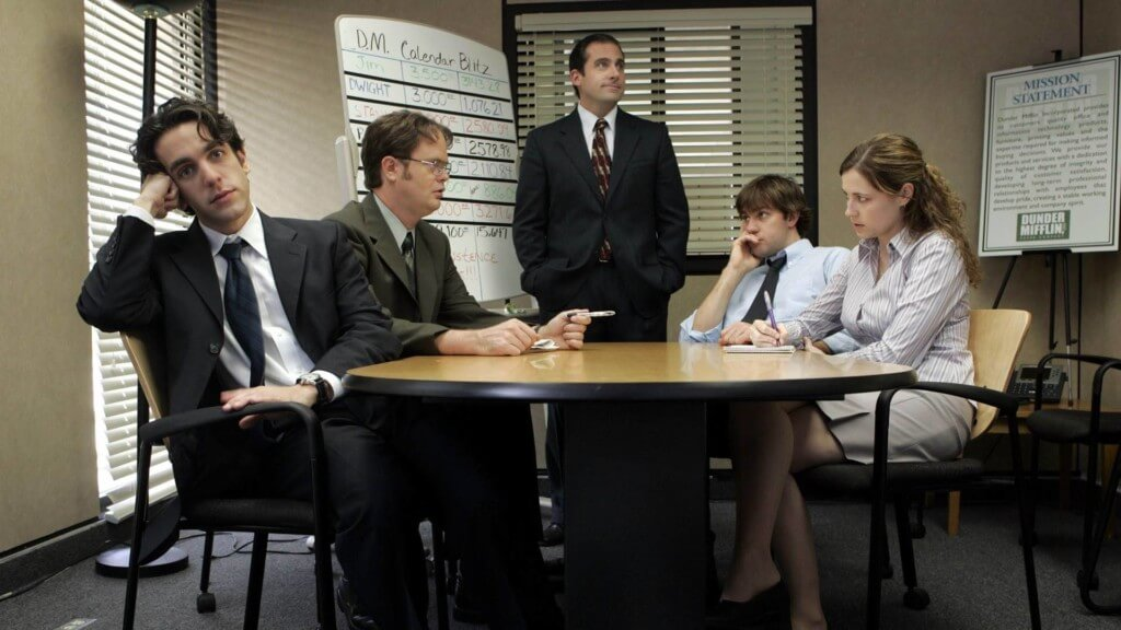 The office communications skills