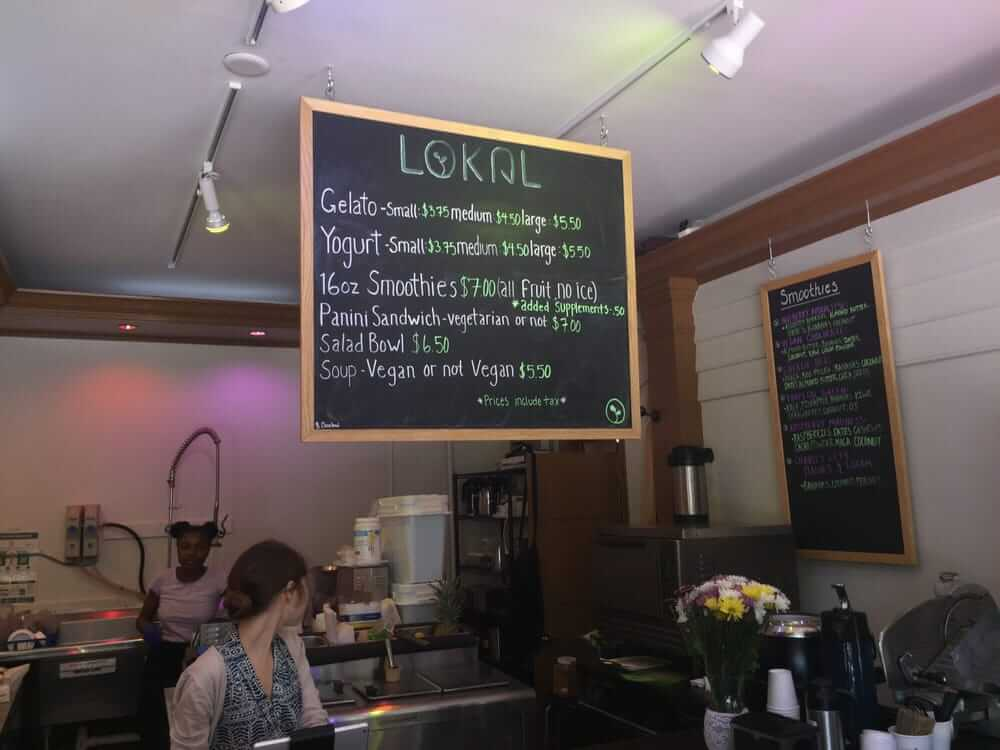 lokal places to study