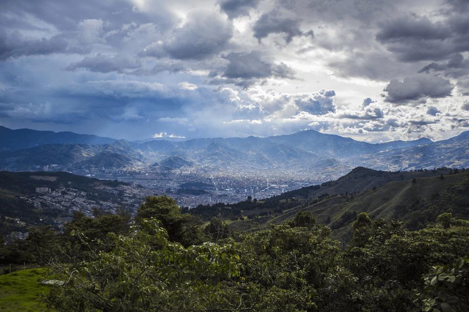 Medellin, Colombia Valley