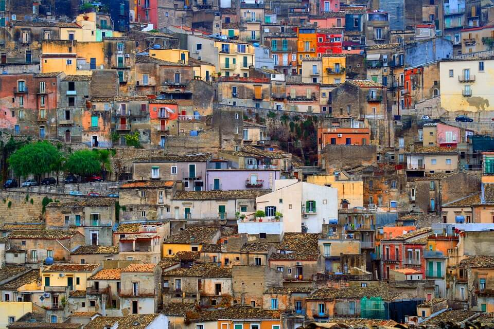 Sicilian neighborhood