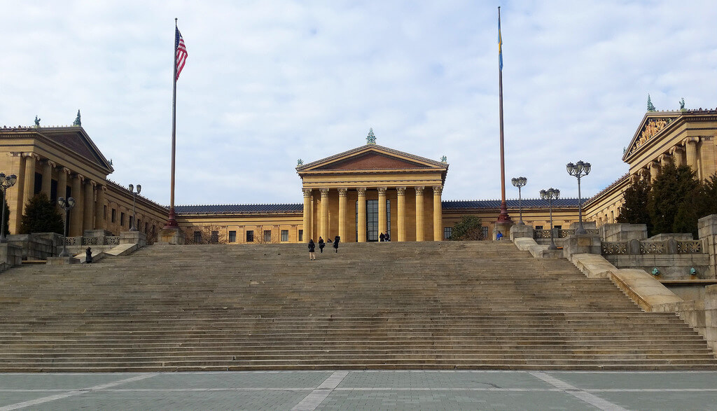 things to do in philadelphia Rocky Steps