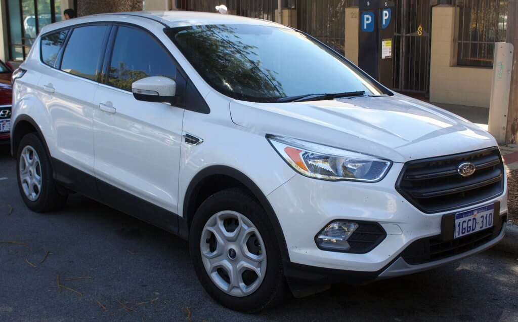 Ford Escape best cars for college students