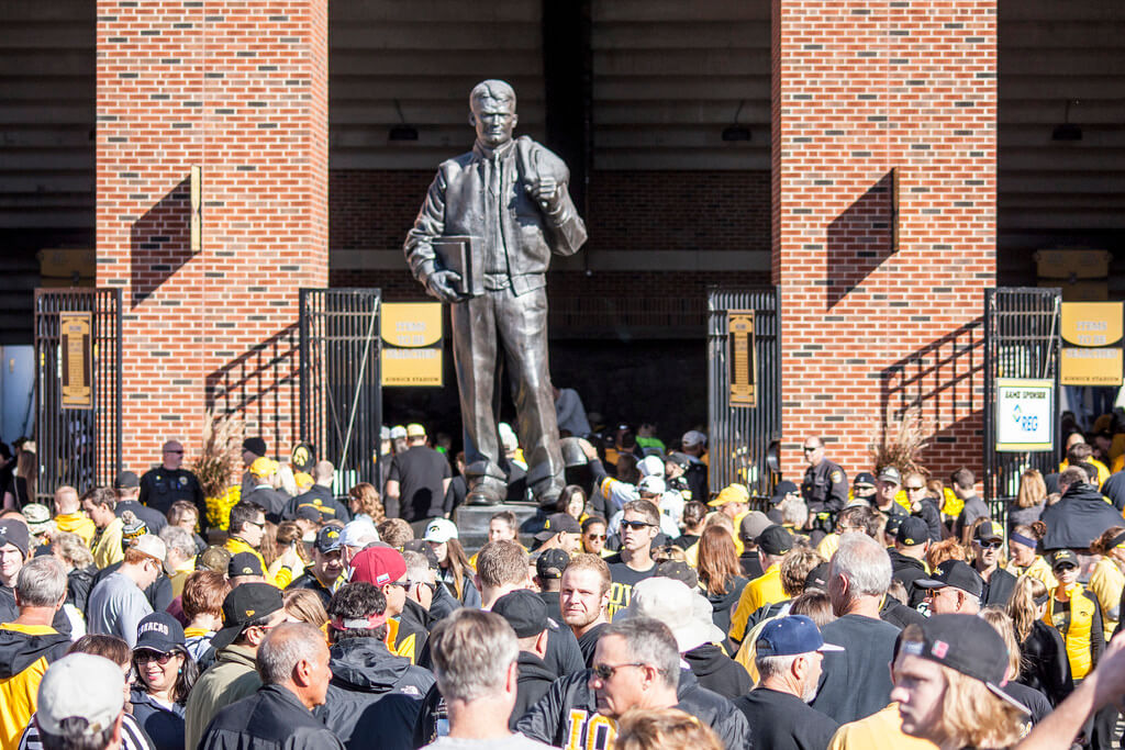 kinnick finals week traditions