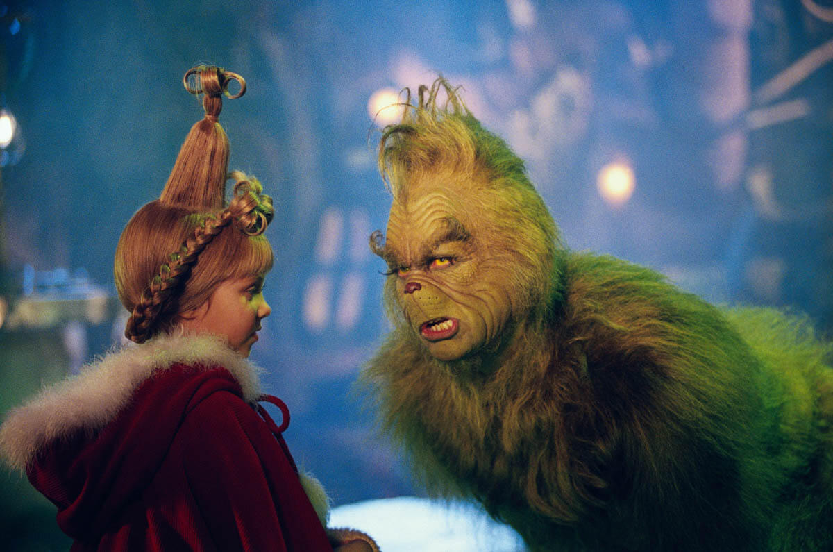 grinch christmas movies
