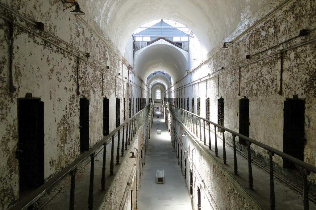 Eastern State Penitentiary things to do in philadelphia