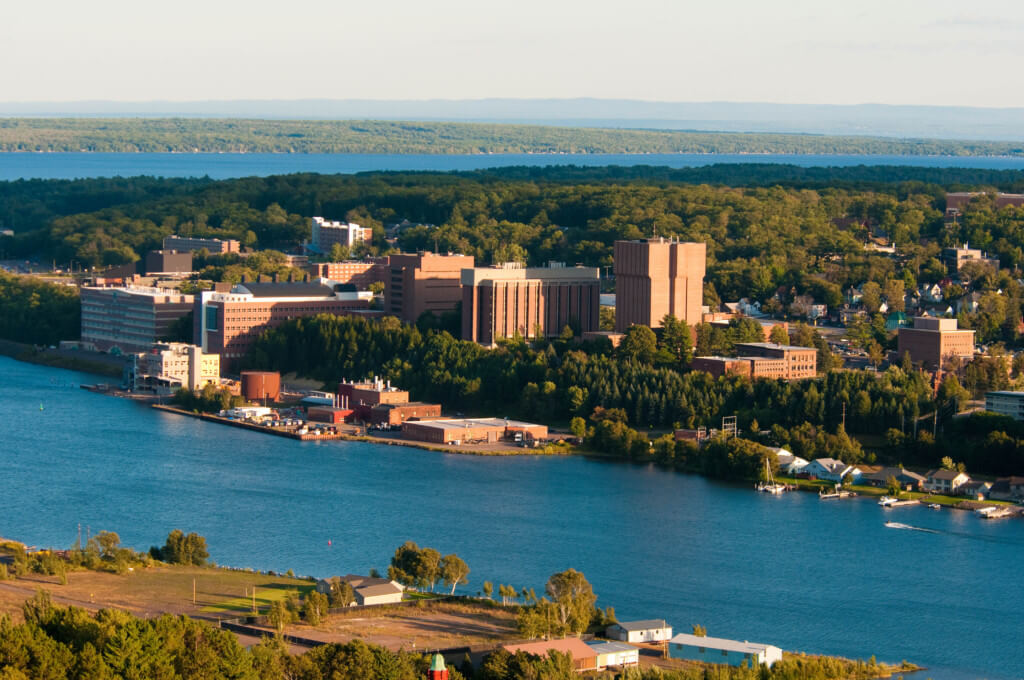 michigan tech safest college campuses