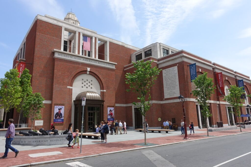 American Revolution Museum things to do in philadelphia