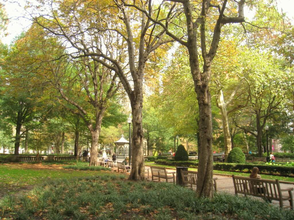things to do in philadelphia Rittenhouse Square