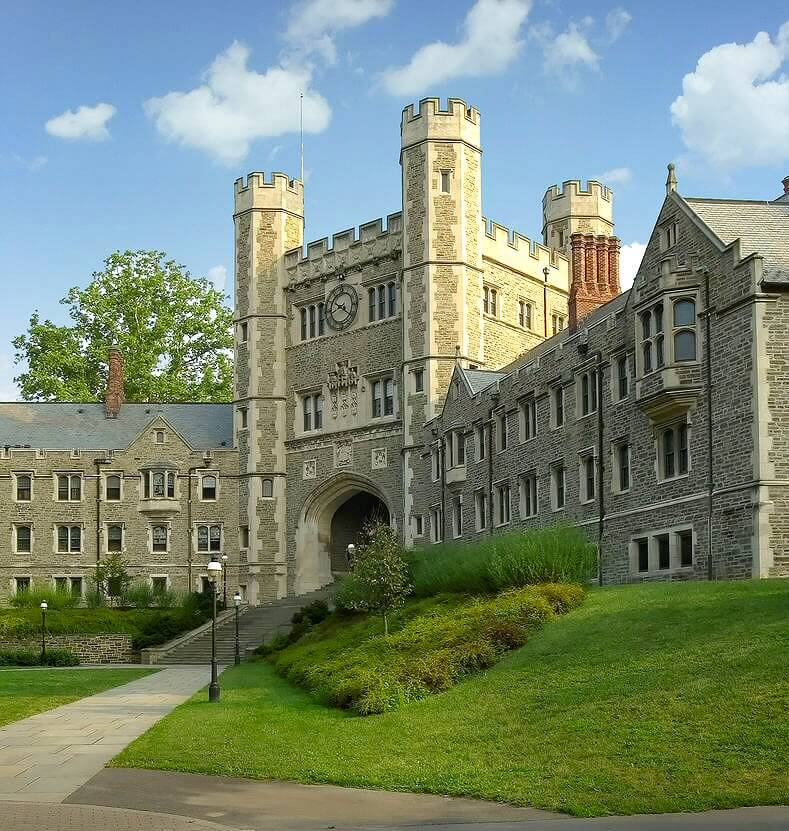 princeton safest college campuses
