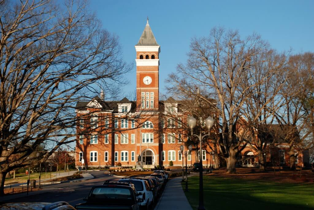 clemson best colleges for education majors