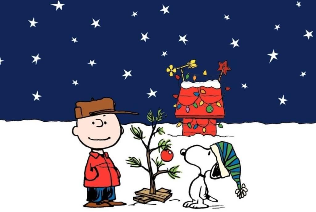 peanuts christmas movies