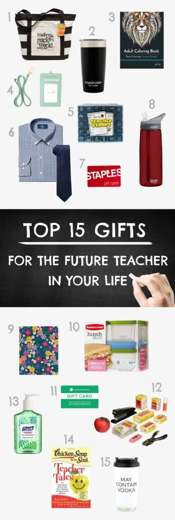 40 Best Gifts For New Teachers College Magazine