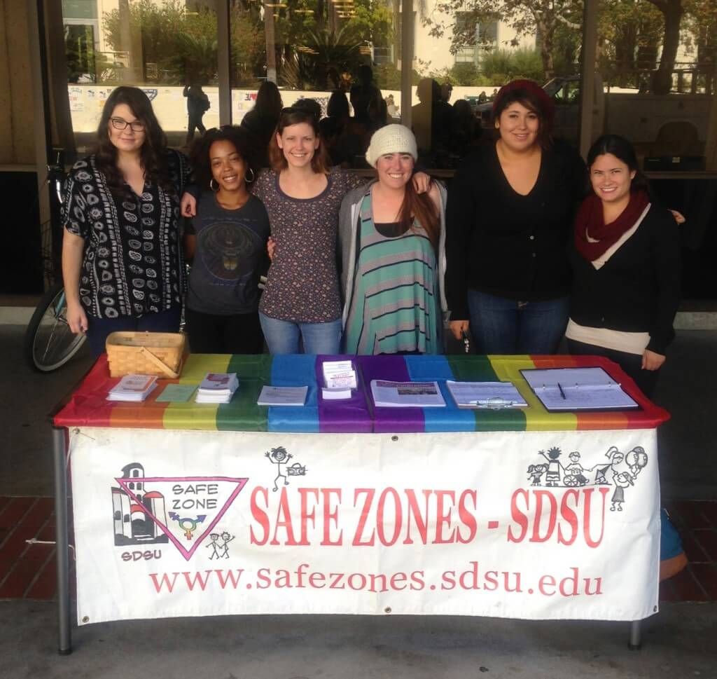 safezones student organizations at sdsu