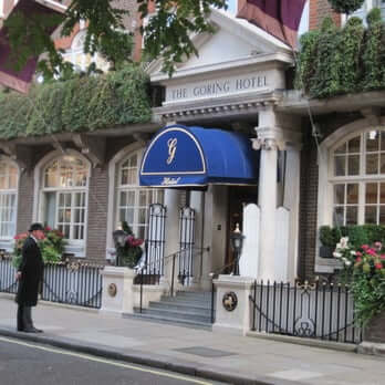 goring hotel things to do in london