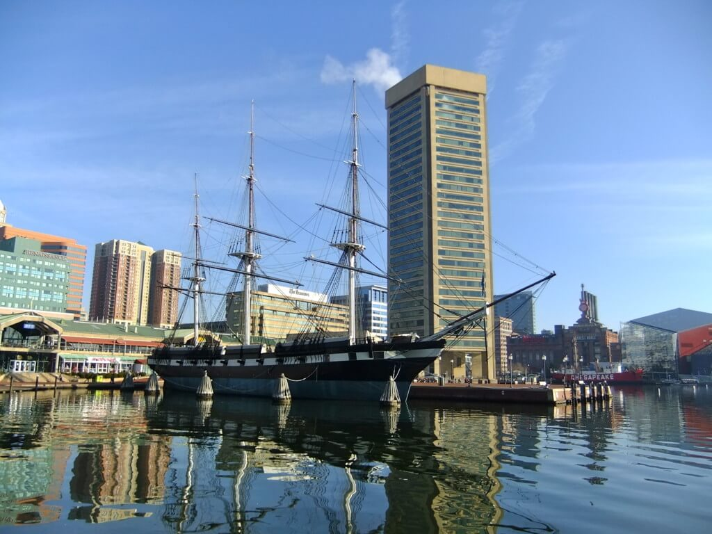 things to do in baltimore inner harbor
