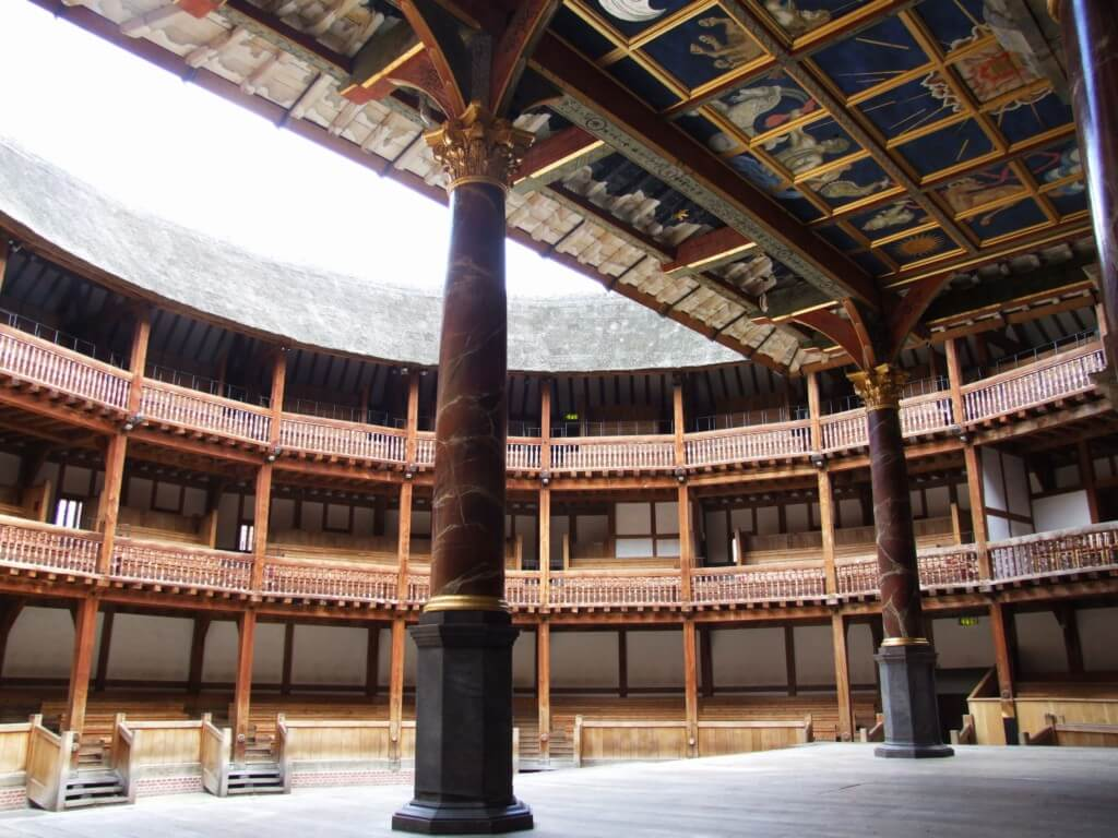 globe theater things to do in london