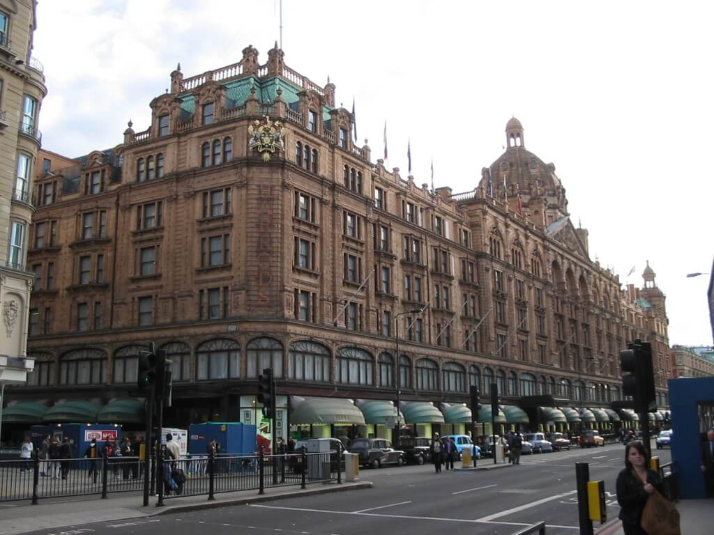 harrods things to do in london
