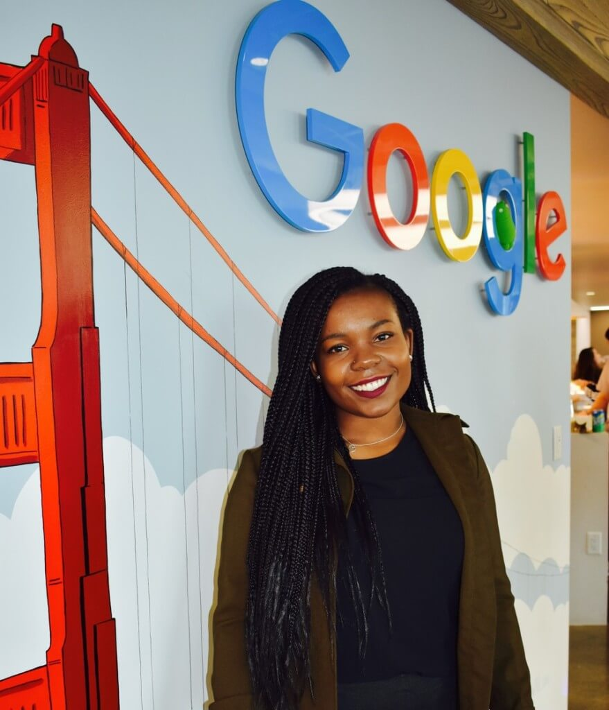apply for an internship at google