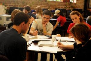 tutoring la salle university under the table jobs