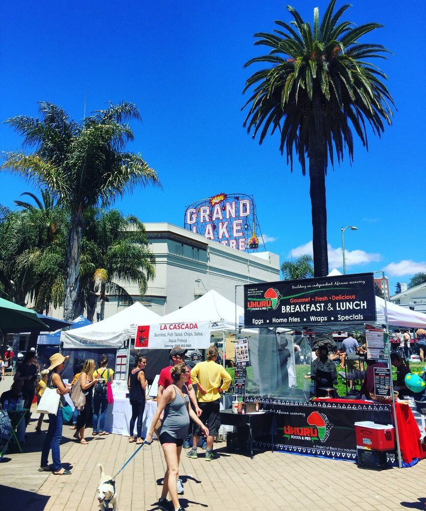 farmers market things to do in oakland