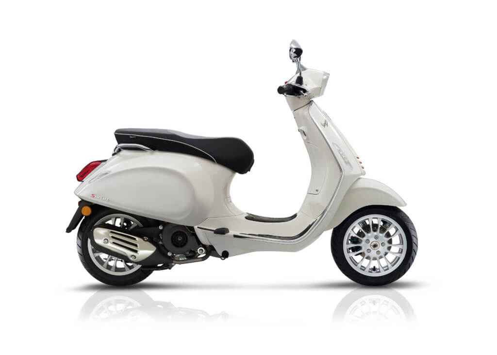 vespa sprint campus scooters