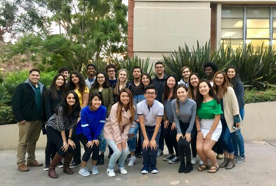 evp student organizations at ucla