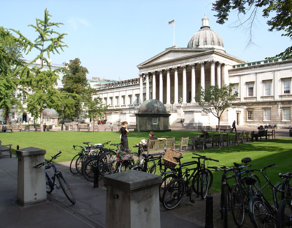 University College London Colleges In England