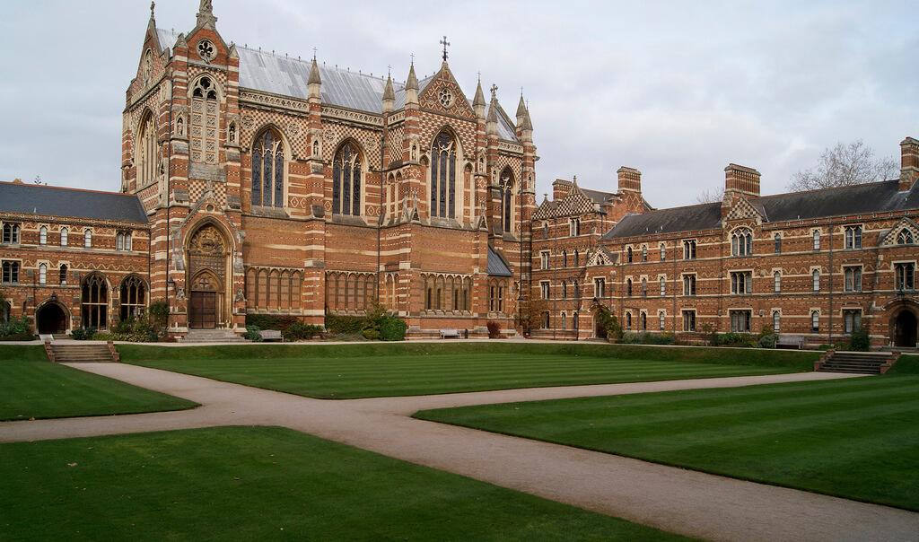 University of Oxford Colleges In England