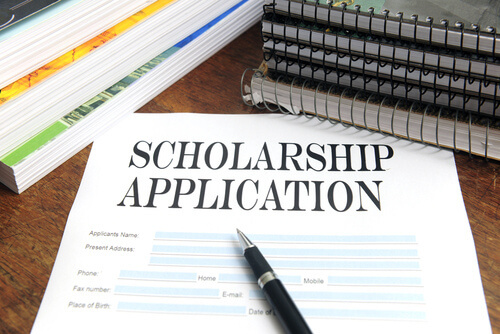 scholarship out of state tuition