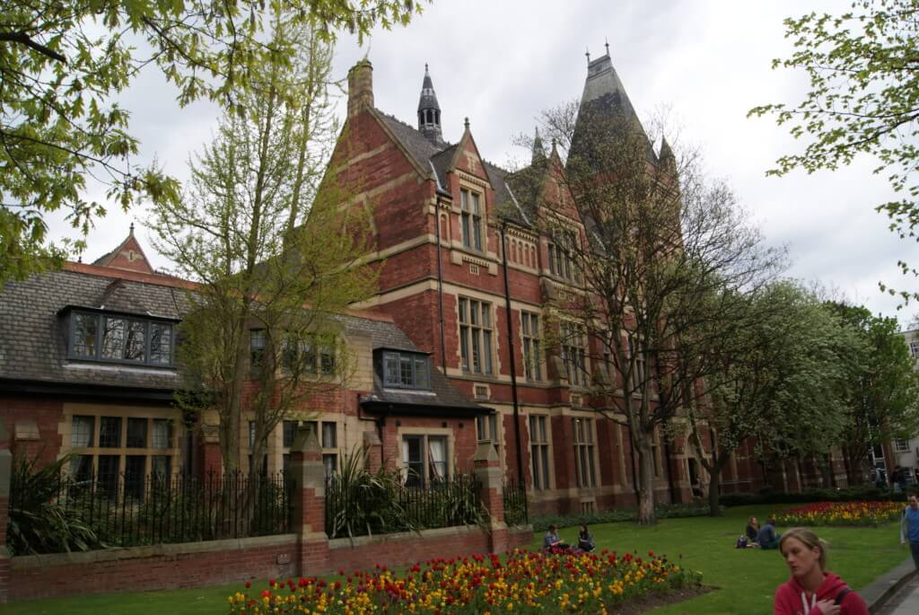 University of Leeds Colleges In England