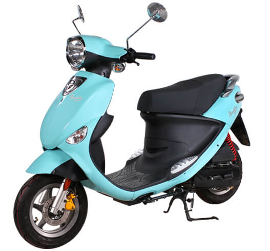 buddy campus scooters