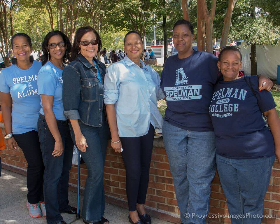events at spelman college volunteering