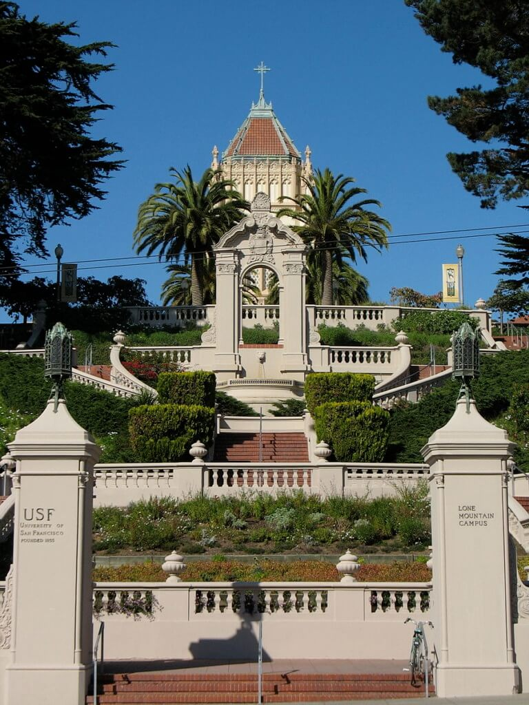 university of san fran colleges in san francisco
